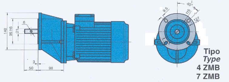 Heyvan yemi maşınları üçün xüsusi sürət qutuları və reduktorlar