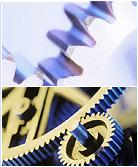 عمده فروشی چرخ دنده های صنعتی ، تولید کننده جعبه دنده