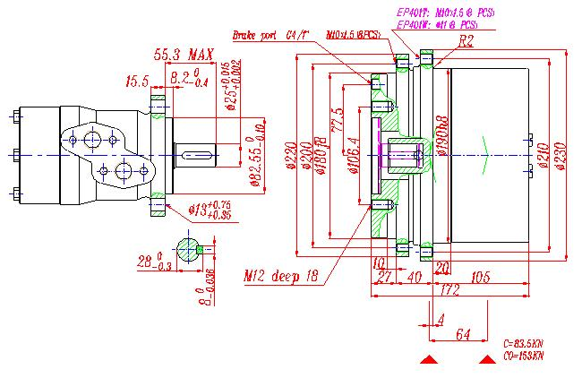Planetary Gearbox Planet Gear Speed Reducers pg2